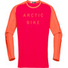 Norrøna Fjørå Equaliser Lightweight Long Sleeve Shirt Men Jester Red/Scarlet Ibis